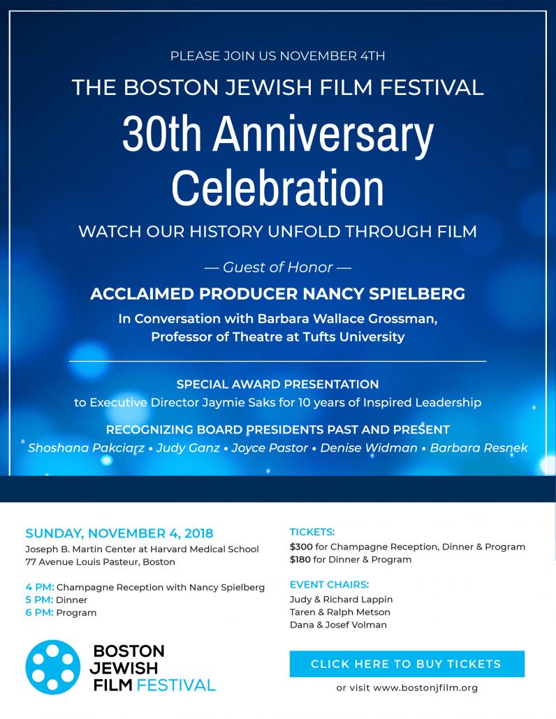 30th Anniversary Invitation