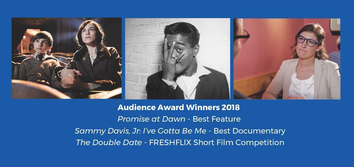 Audience Award Boston Jewish Film